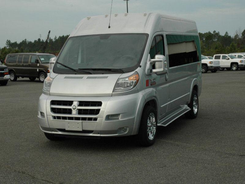dodge conversion van New 2014 Ram Cargo Van Promaster