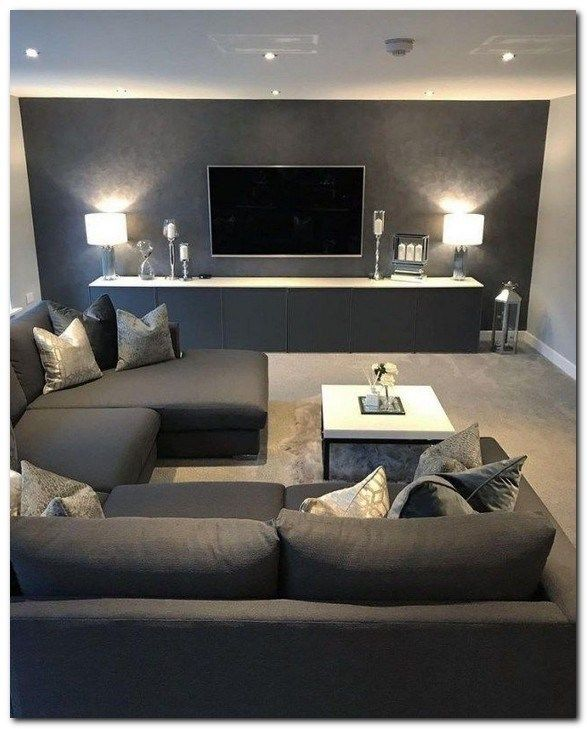 31 Awesome Basement Home Theater Design Ideas