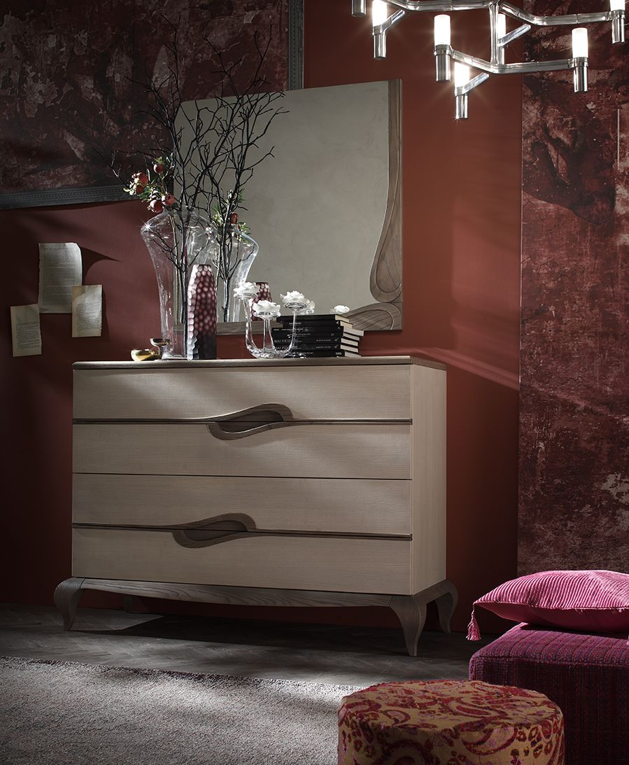 letto #camera #zonanotte #comfort #funzionale #tradizionale #armadio ...