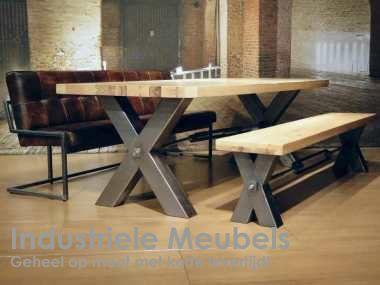 Robuuste tafels showroom utrecht woonboulevard furniture