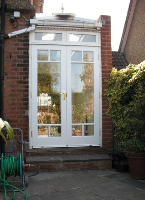 Bespoke Edwardian French Door Set R5 External Doors