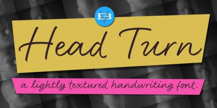 Head Turn Font Download Font Fonts Typography Typeface Webdesign In 2020 New Fonts Font Shop Download Fonts