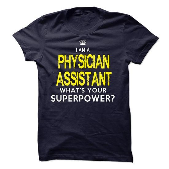 Im A/AN PHYSICIAN ASSISTANT - #christmas tee #sweatshirt print. ORDER NOW => https://www.sunfrog.com/LifeStyle/Im-AAN-PHYSICIAN-ASSISTANT-18617042-Guys.html?68278