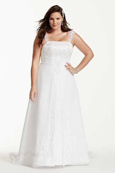 Fabulous Plus Size Wedding Dresses | Wedding dress | Pinterest ...