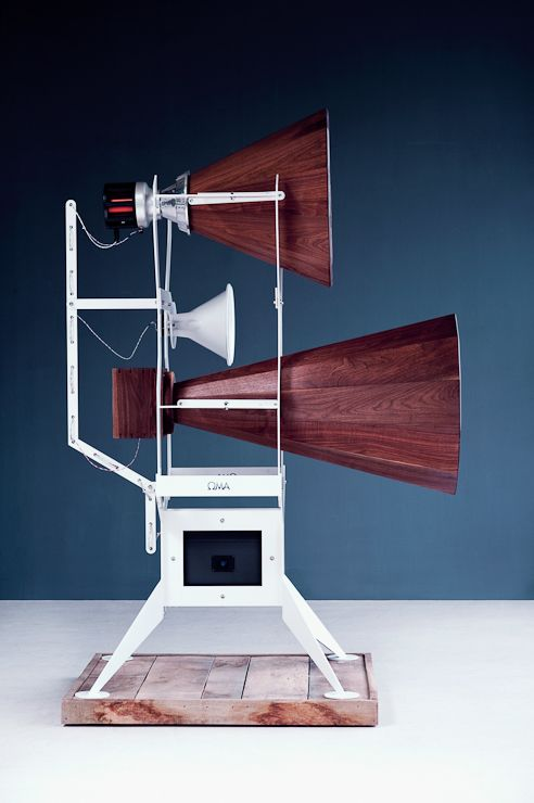 """Oswalds Mill Audio """"Imperia"""" - I love this stunning speaker design... Such a beautifully classic speaker!"""