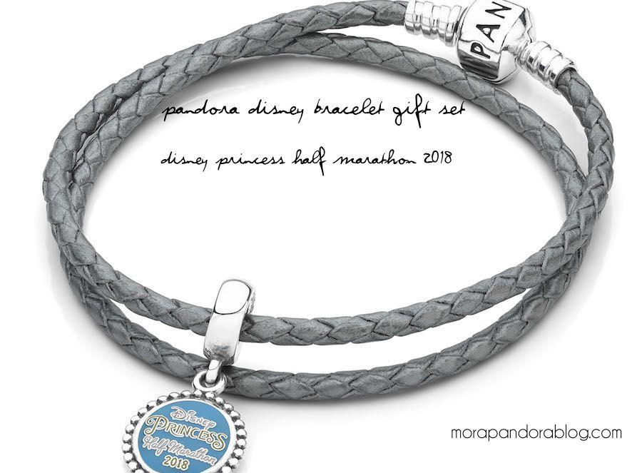 Pandora Disney Half Marathon Bracelet