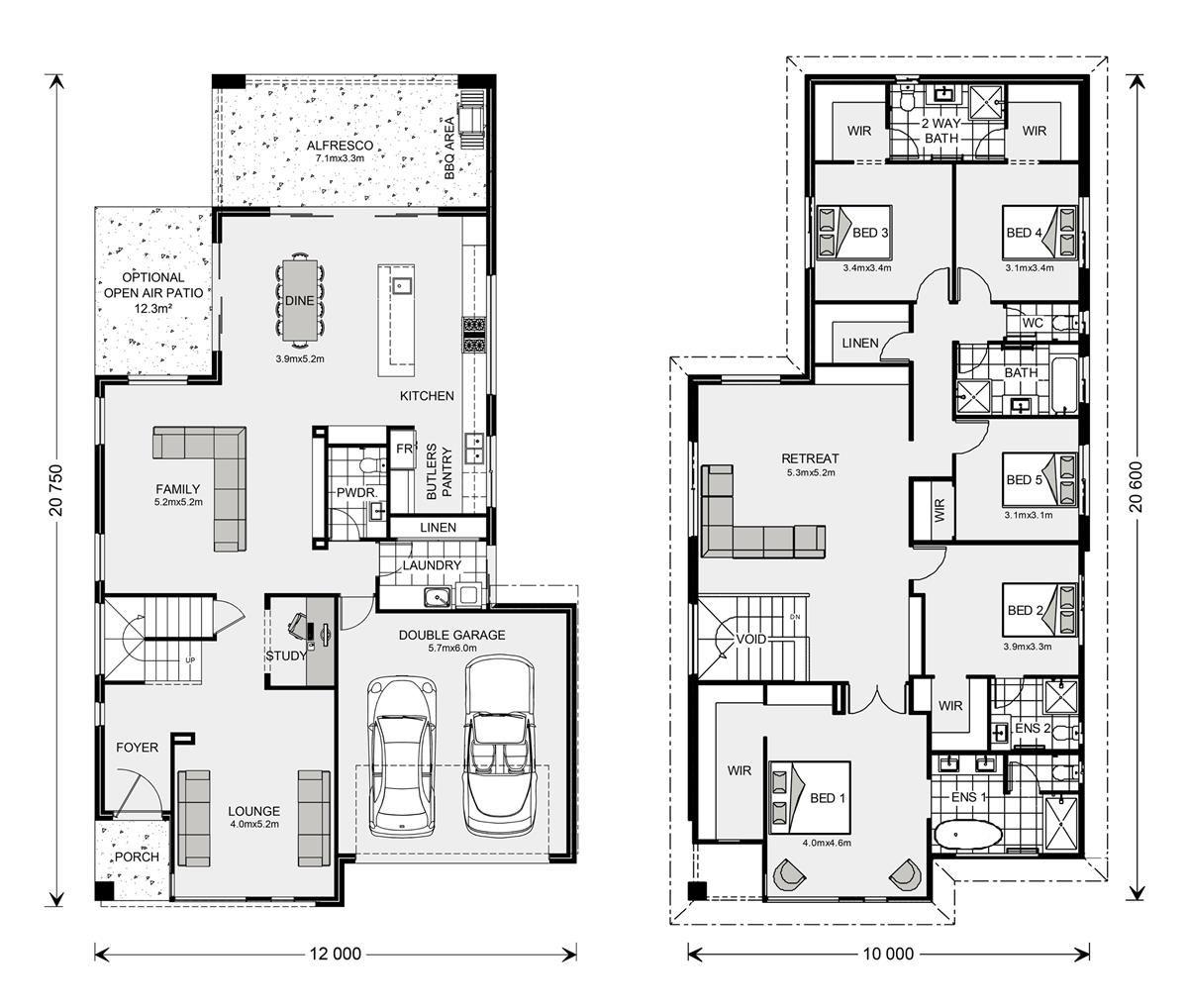 Floor Plan House Plans House Design Floor Plans