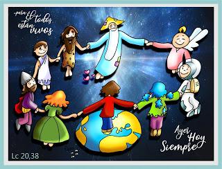 Catequesi Familiar Figuras Religiosas Evangelio Tiempo Ordinario