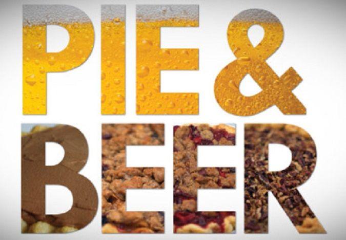 Pie & Beer Pairing At Denver Beer CO Nov 21, $12. 3 Pie Samples Paired with 3 Beers