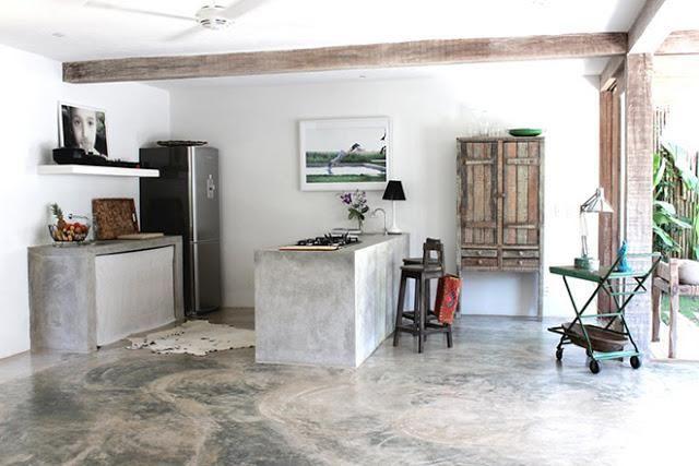 Woonkamer Casa Lola : Casa lola maison de rêve au brésil pièce a vivre ethnique