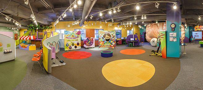 Memorial HealthWorks! Kids' Museum | Memorial Healthworks! Kids' Museum, South Bend, IN | Interactive children's health education center inf...