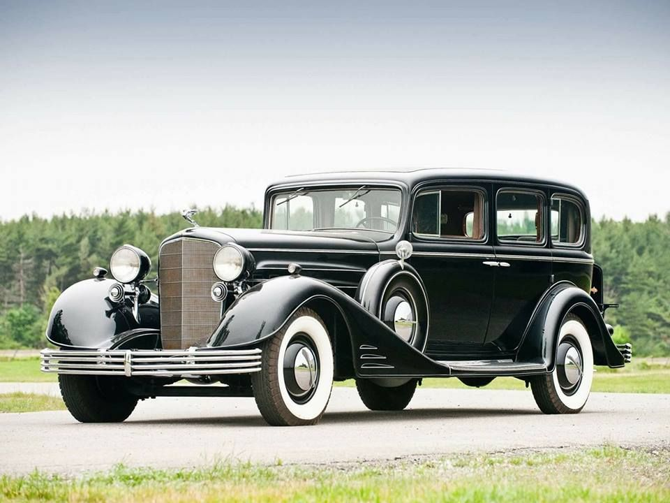 CADILLAC 425 C FLEETWOOD V 16 LIMOUSINE 1933 | Cadillac\'s of the 20s ...