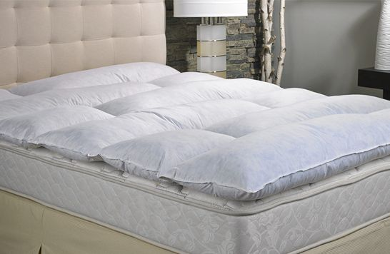 Featherbed Bed Linens Luxury Bed Hotel Bed