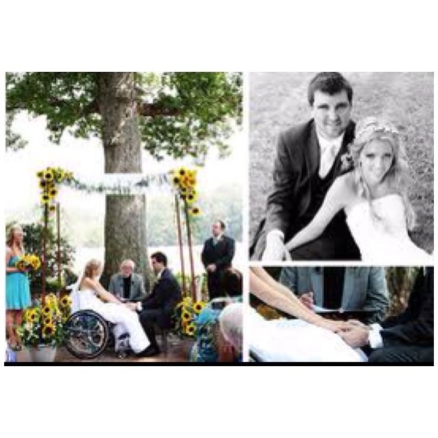 Wheelchair wedding photos | photography - 304.8KB