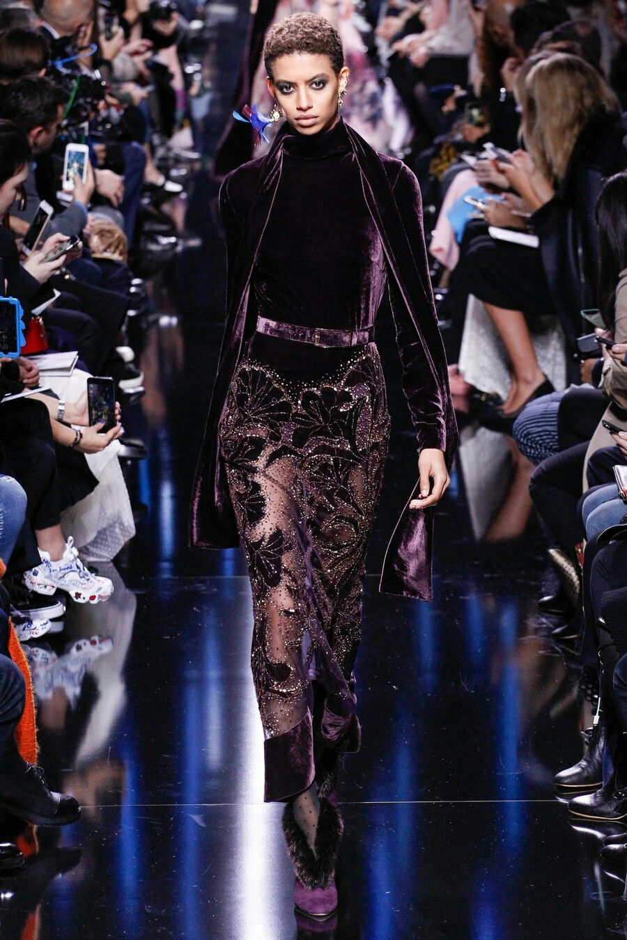 Elie Saab Fall Ready-To-Wear 2017
