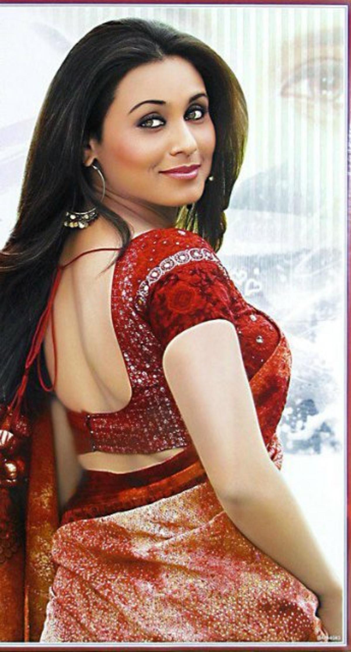 Actress rani mukarji boob