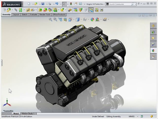 Watch Solidworks Step By Step Course Online Vimeo On Demand Solidworks Solidworks Tutorial Mechanical Engineering Design