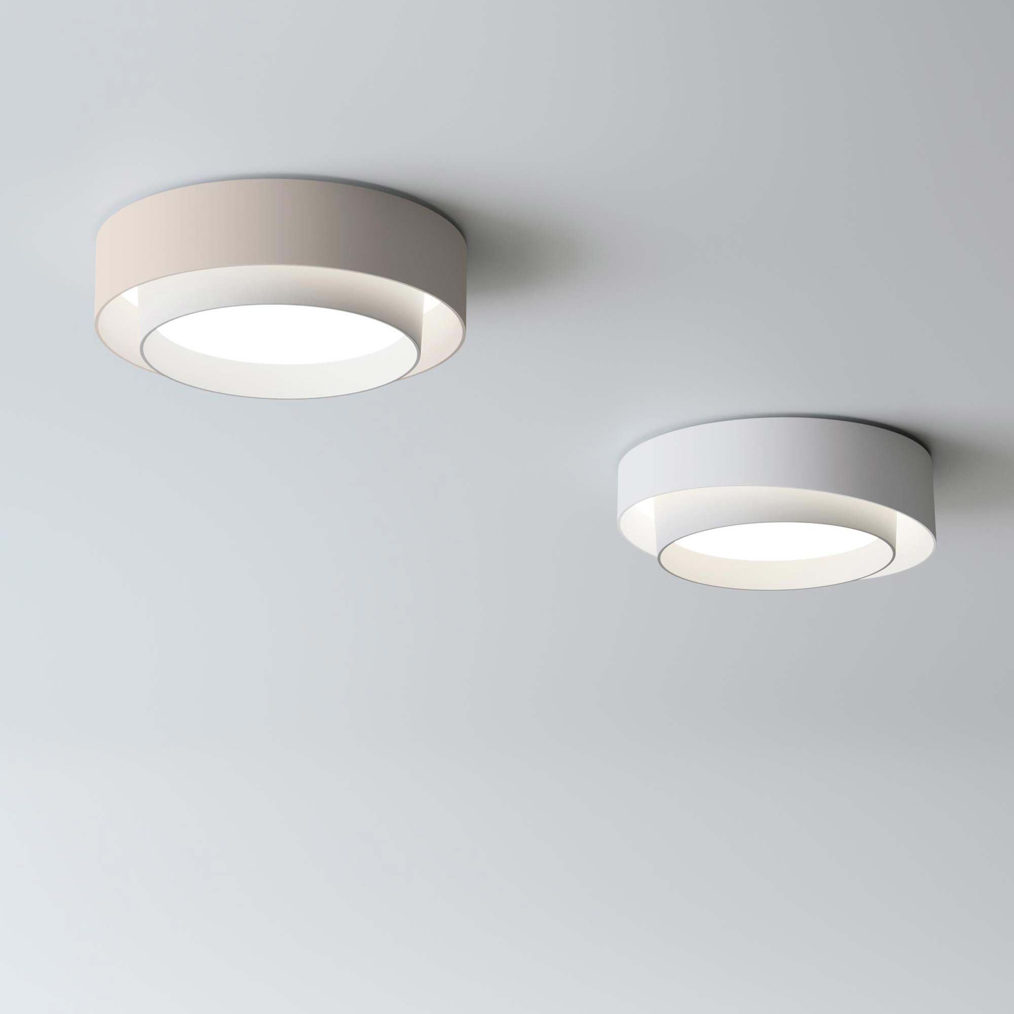 Vibia Centric ceiling lamp - available at Koda. | Ceiling ...