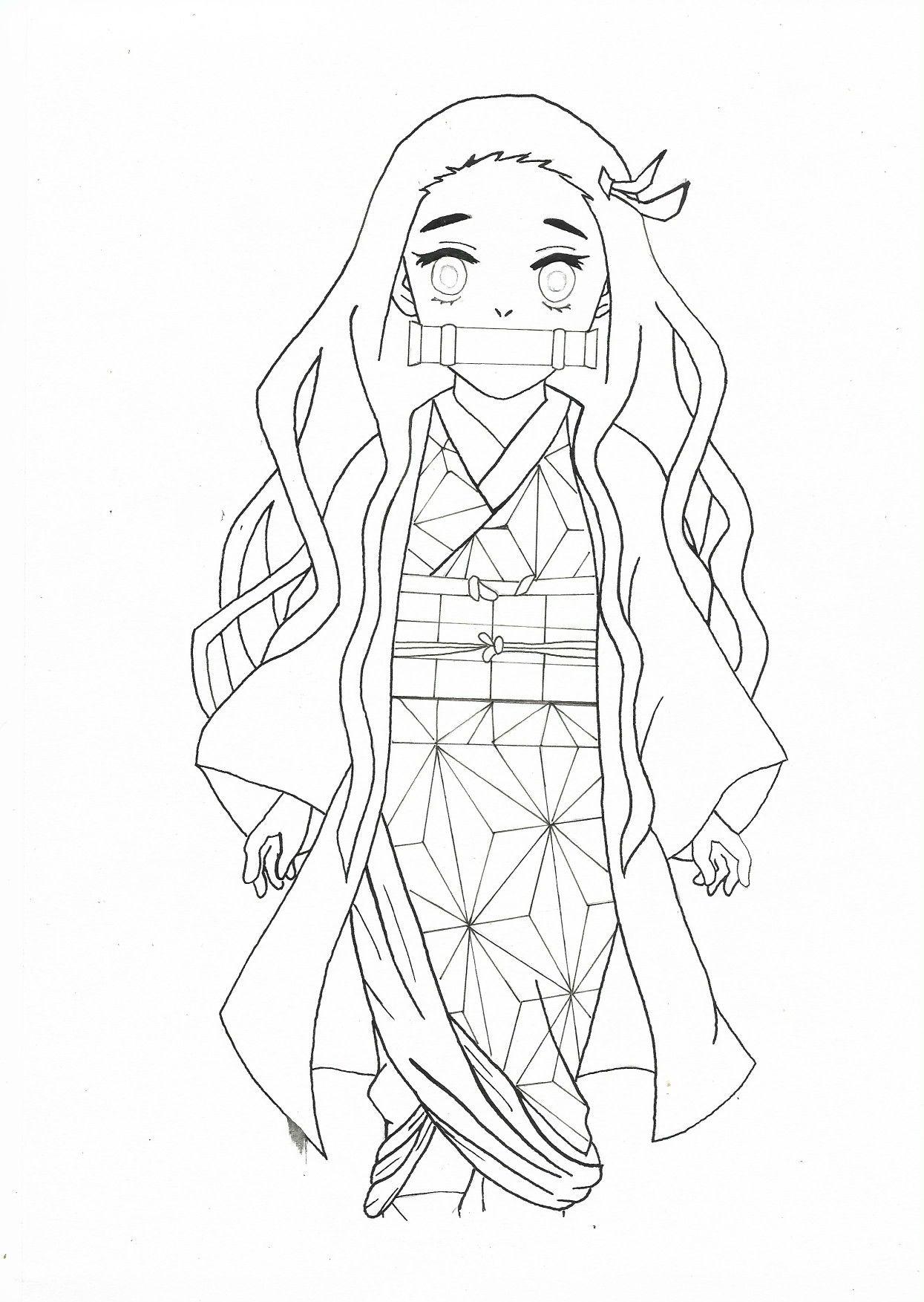 Nezuko | Desenhos, Desenho expressões, Sobre arte