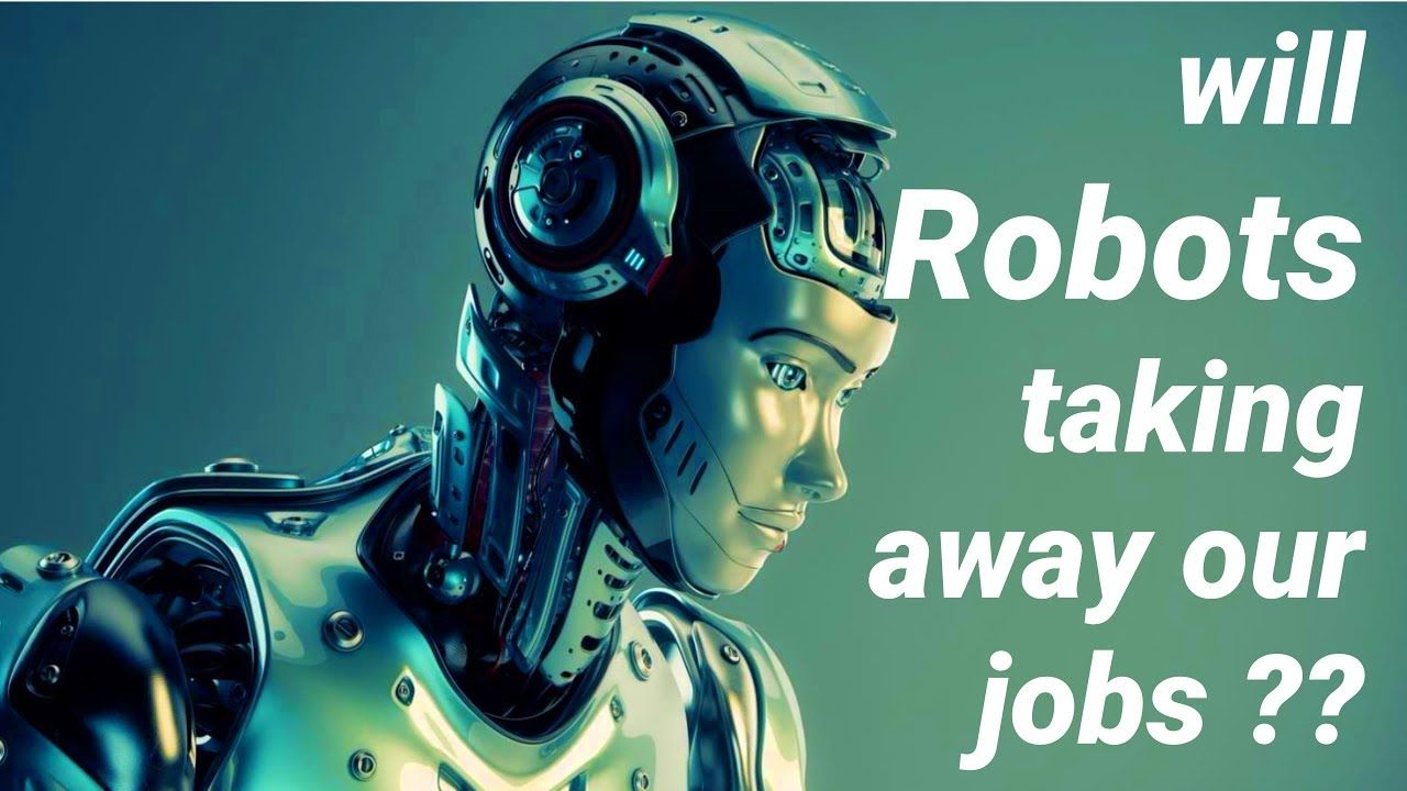 Don't fear the robots, tech creates jobs Report Create
