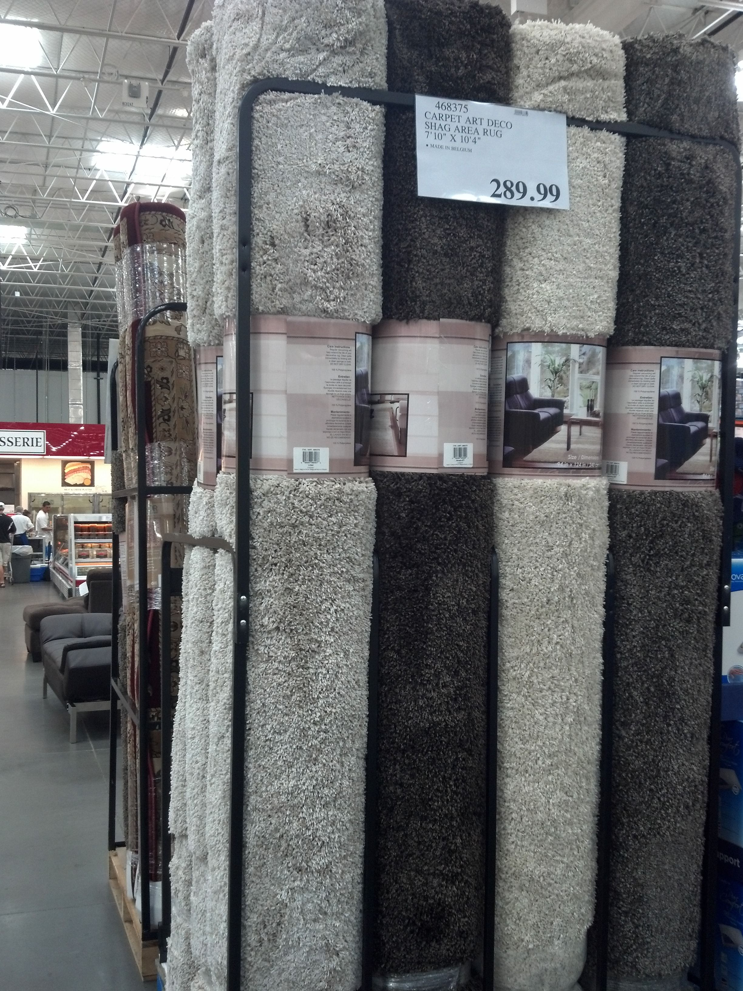 Costco  love this shag rug  Ideas for Osgood  Rugs