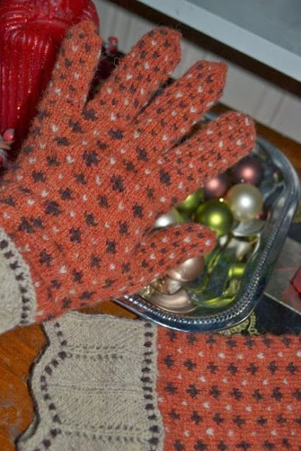 Ingiknits: Knitted heat