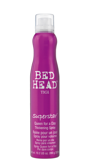 Use this also as a root boost spray to add more volume