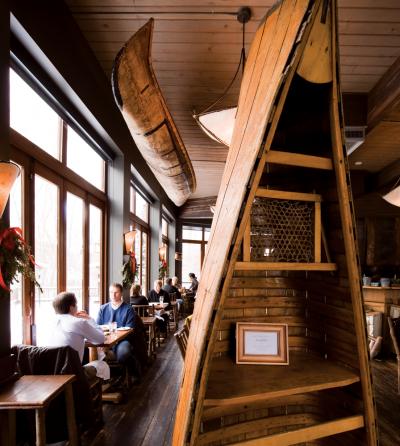 #10 Best Overall Restaurant: River Café
