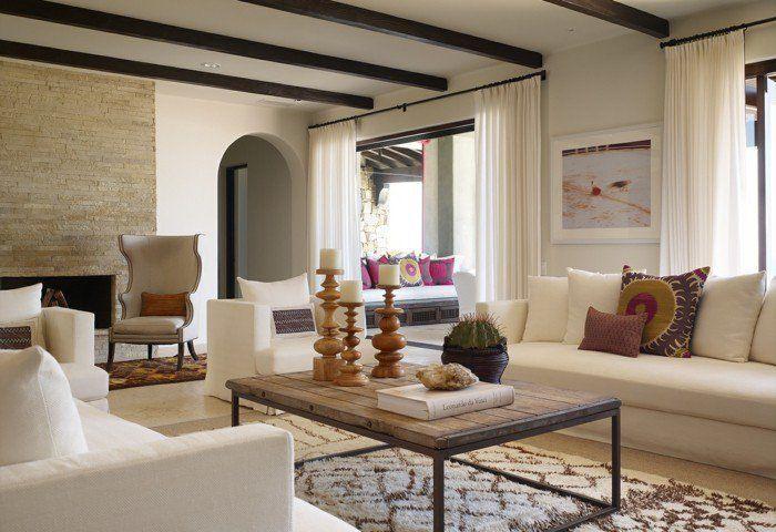 Wohnzimmer Italienisch ~ Wohnzimmer im italienischen stil nội thất trang trí nhaf