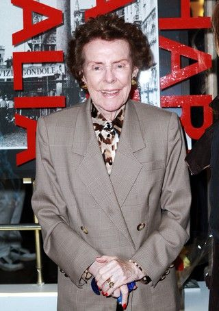 Eileen Ford March 25 1922 July 9 2014 Was An American Model Agency Executive And Co Founder In 1946 With