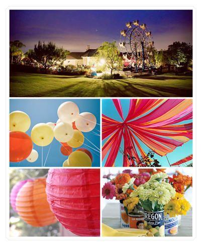 Carnival Decoration Ideas