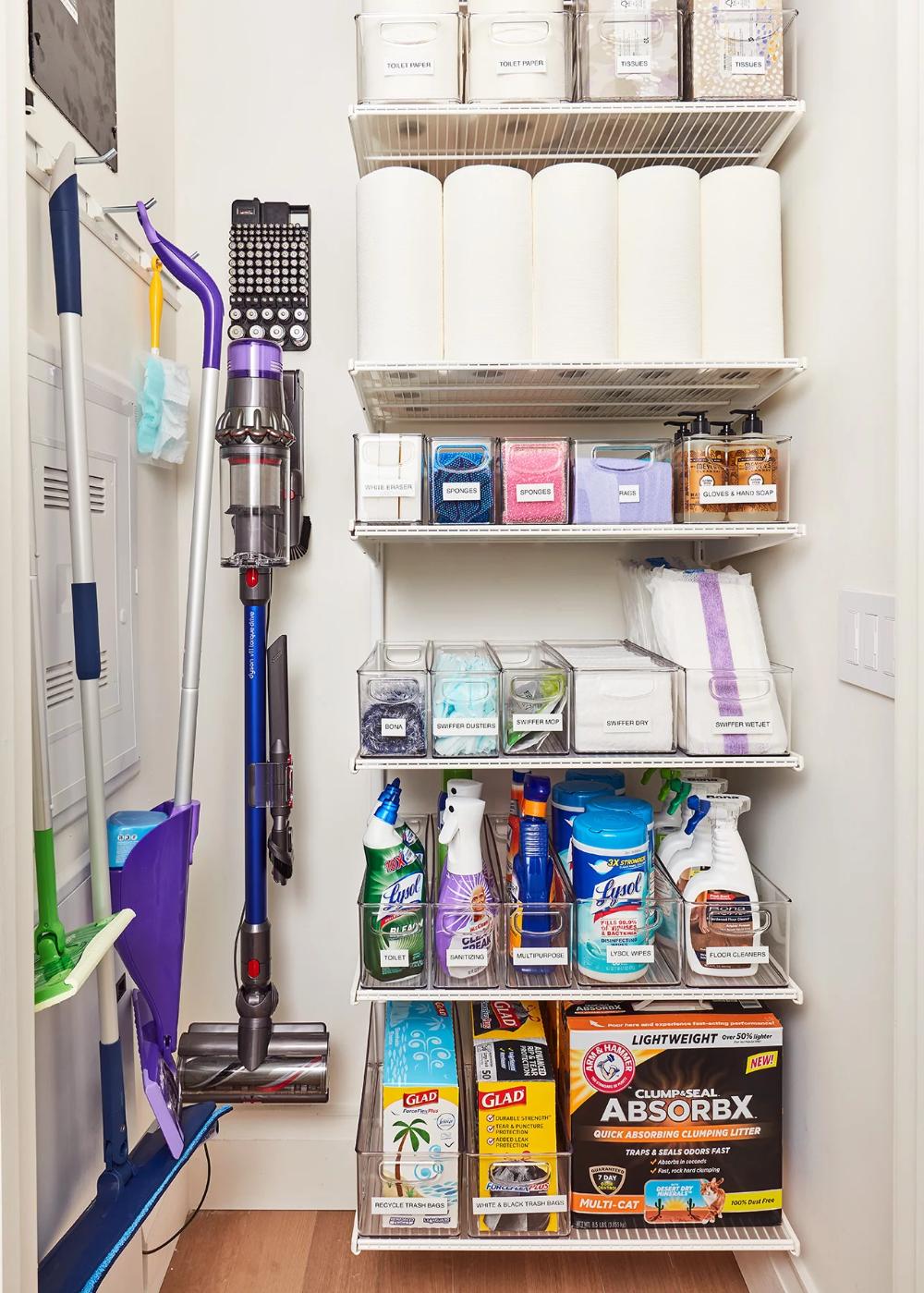 How Pro Organizers Arrange a Closet for Maximum Storage