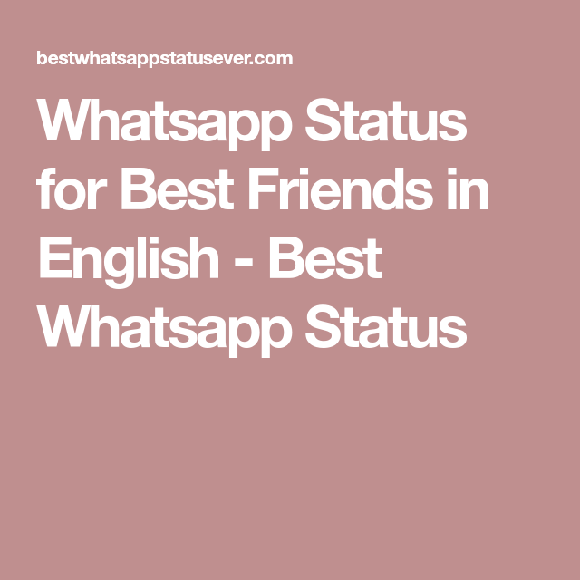 In Best Whatsapp Status Ever website, you can get lots of whatsapp ...