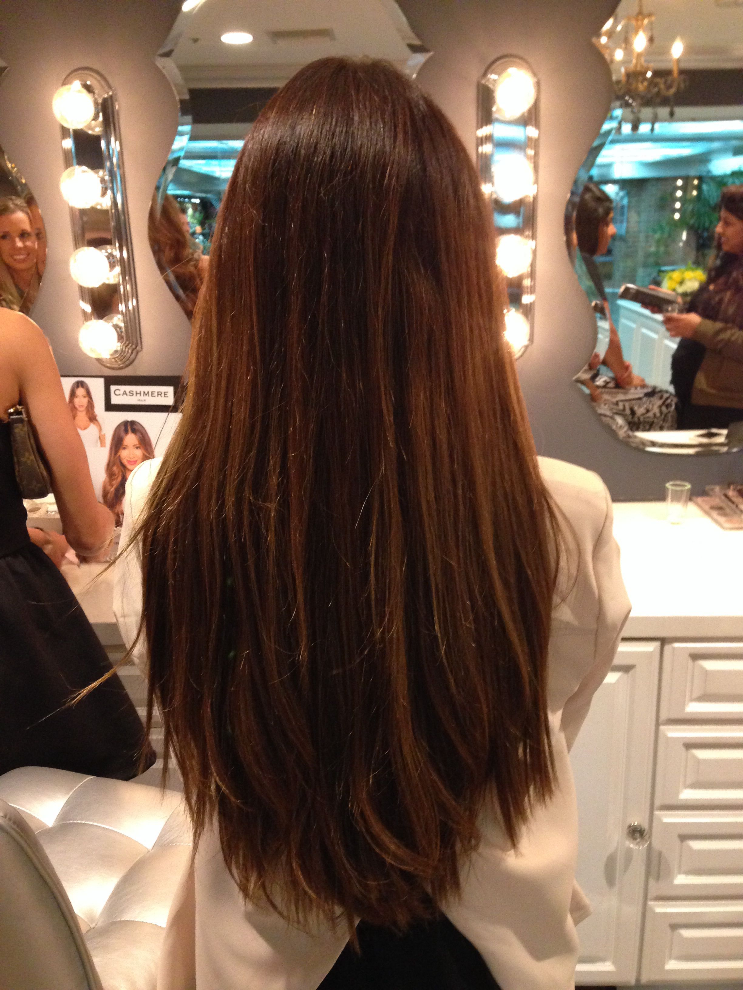 The Best Hair Extensions From Beverly Hills Cashmere Hair Is A