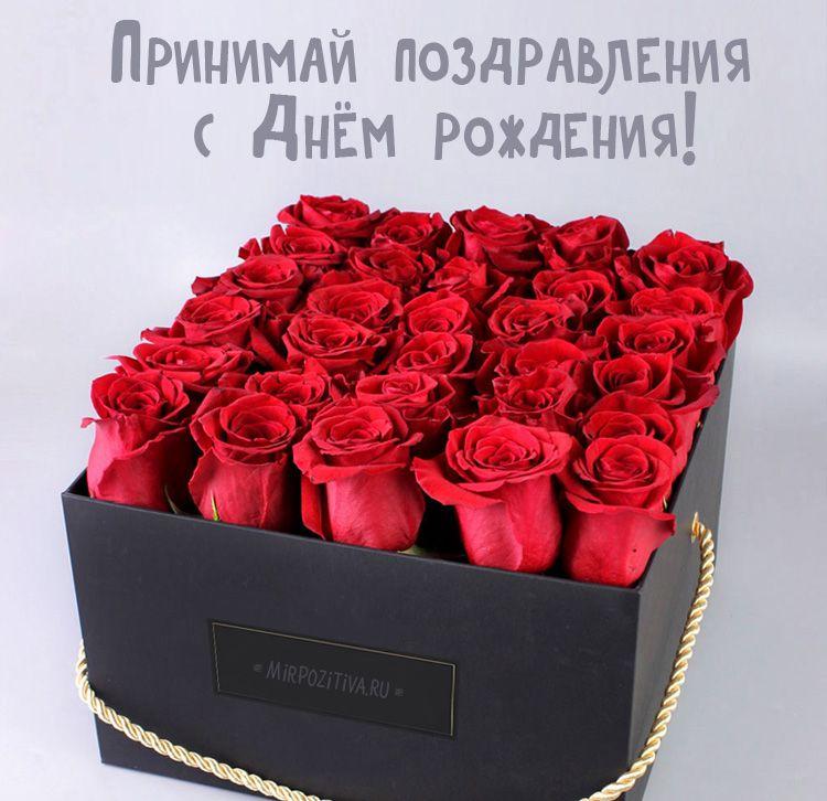 пионовидные розы фото с днем рождения