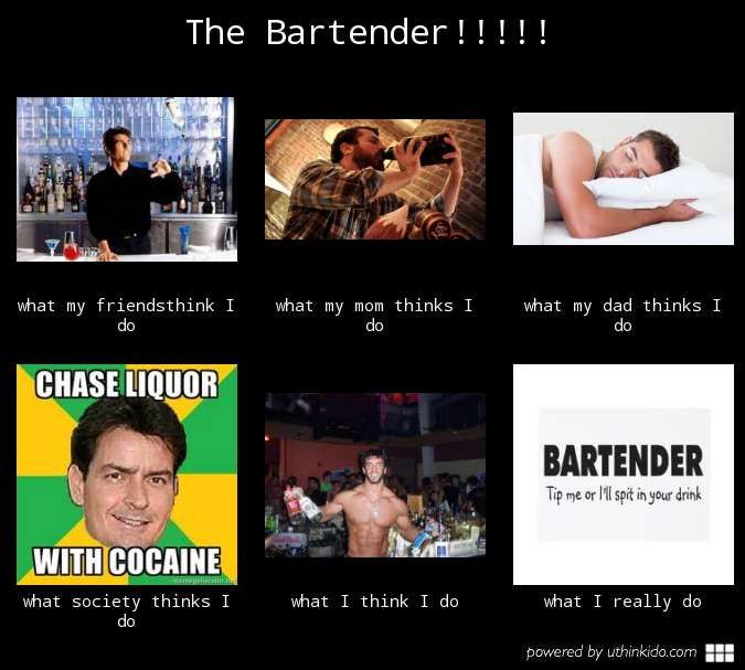 Pin By Sarah Anderson On Real Estate: Bartending For Dummies