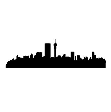 Skyline silhouette johannesburg painting by tanja harbottle skyline silhouette johannesburg painting by tanja harbottle artforsale at stateoftheart black white artwork pinterest skyline silhouette thecheapjerseys Image collections