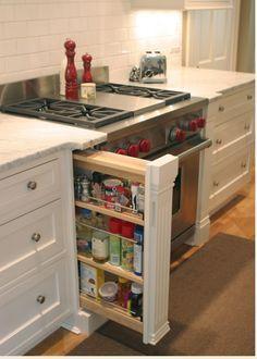 Kitchen Ideas Cute Decorating Galley Cabinets Storage