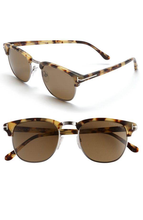 308bcc4c6065 Tom Ford  Henry . I m sure I need new sunglasses.