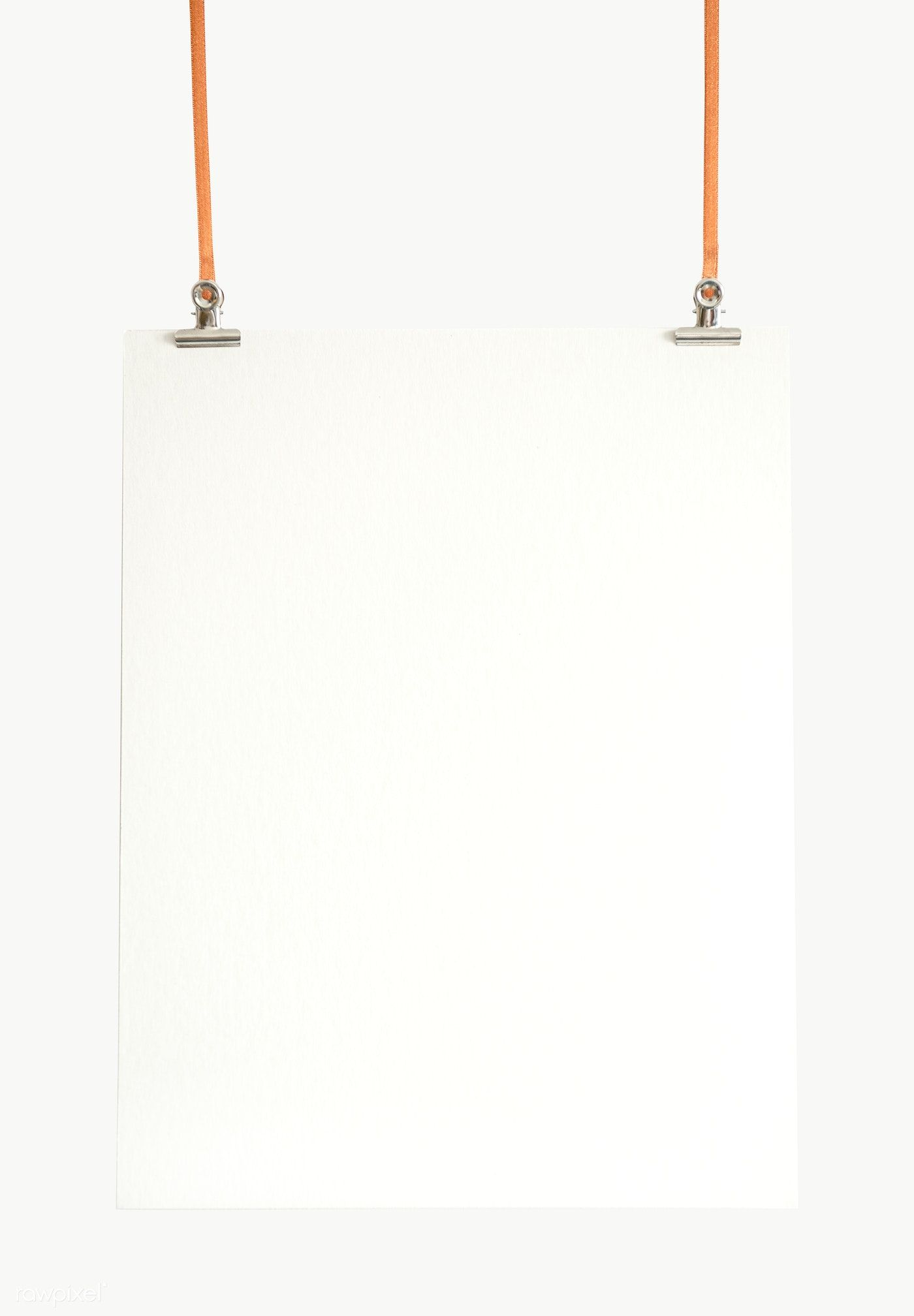 Blank Hanging Board Template Transparent Png Premium Image By Rawpixel Com Awirwreckkwrar Web Design Resources Templates Blank Poster