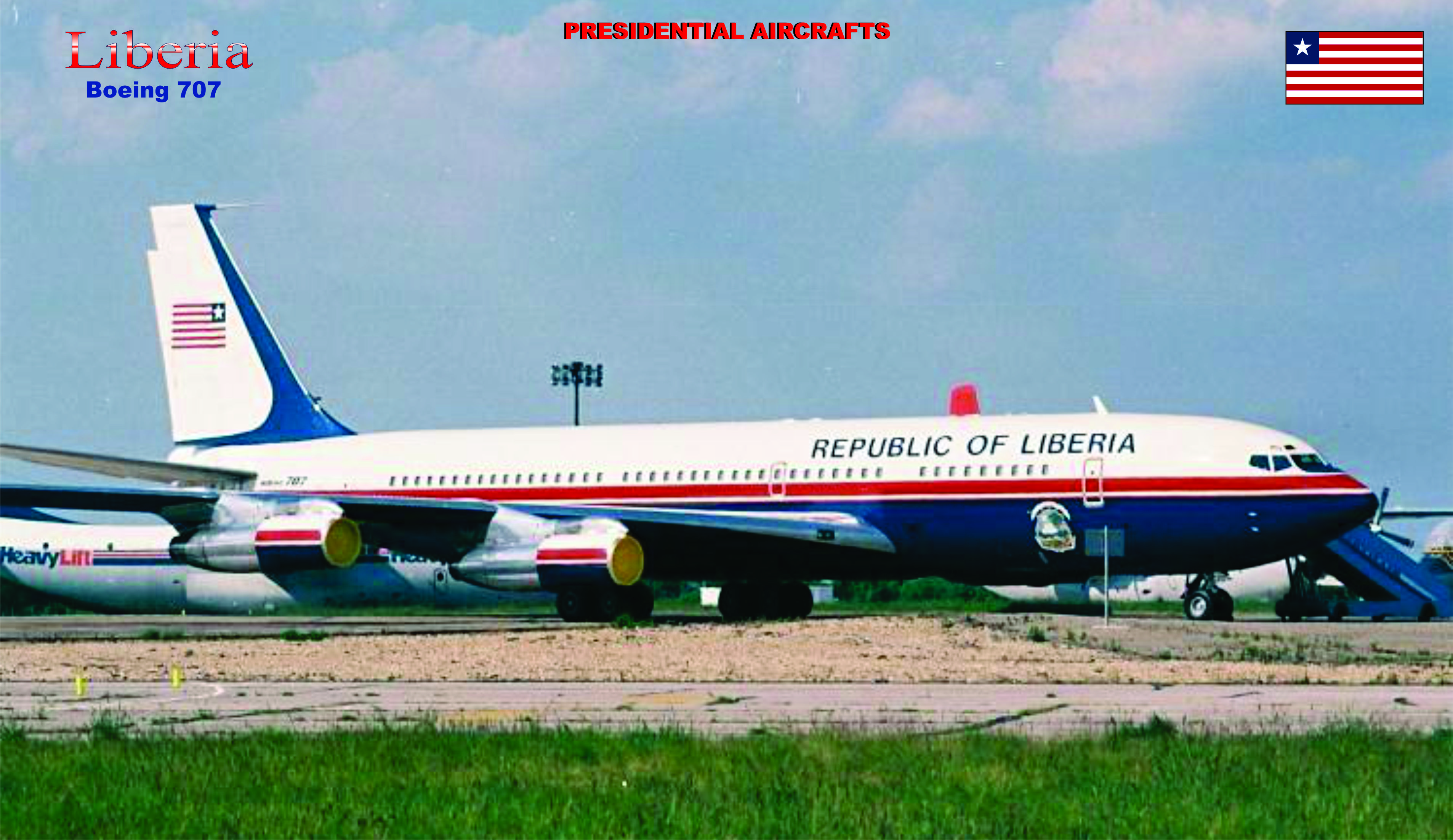 Presidential Aircraft of the Liberia Luchtvaart