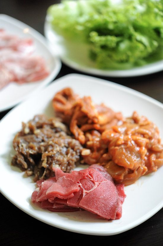 Blue Garden Korean Bbq Buffet Restaurant Link Hotel Singapore