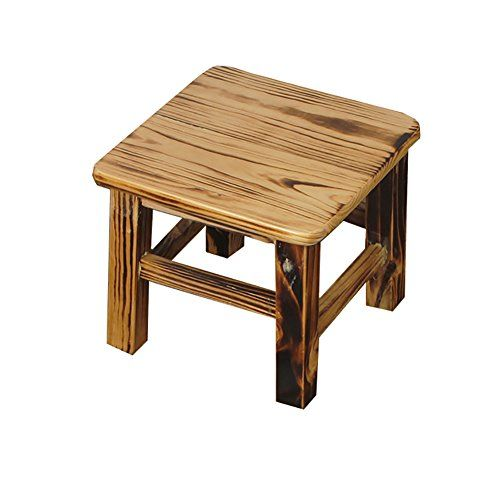 Enjoyable Indoor Wood Kids Small Foot Stools Wooden Utility Footstool Caraccident5 Cool Chair Designs And Ideas Caraccident5Info