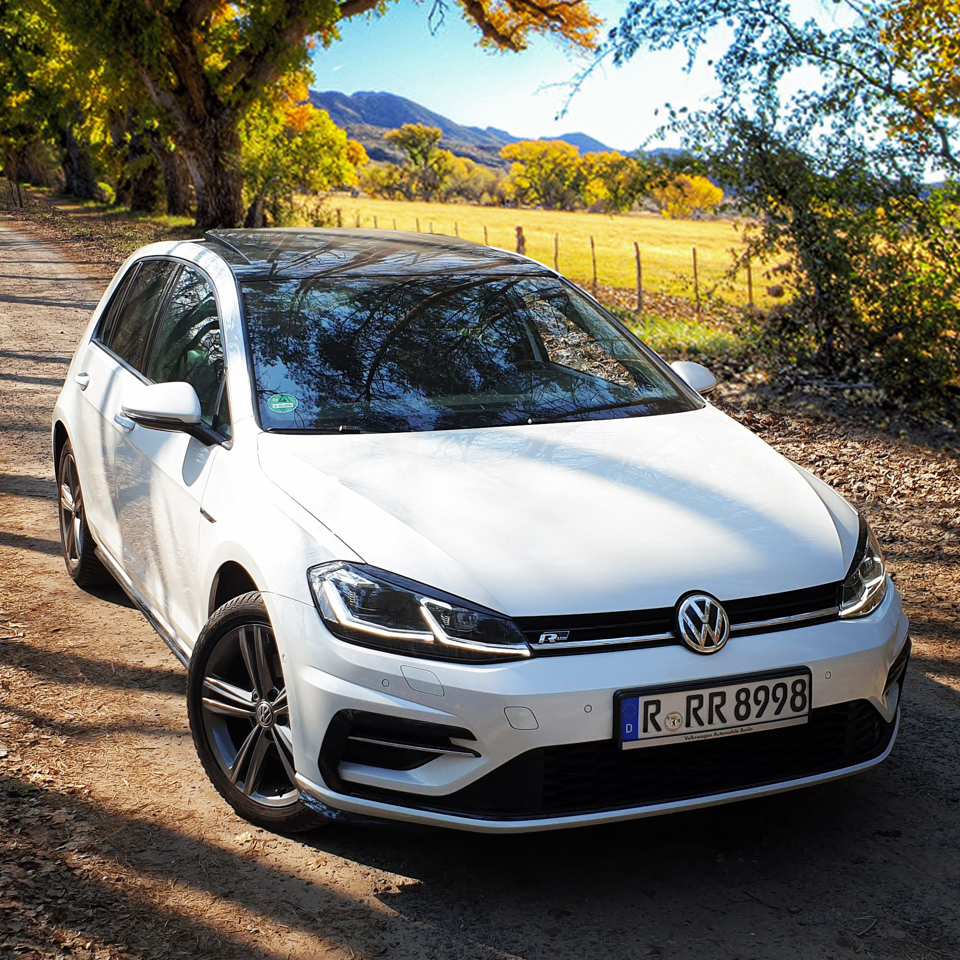 Golf 7 5 Rline Volkswagem Volkswagen Auto