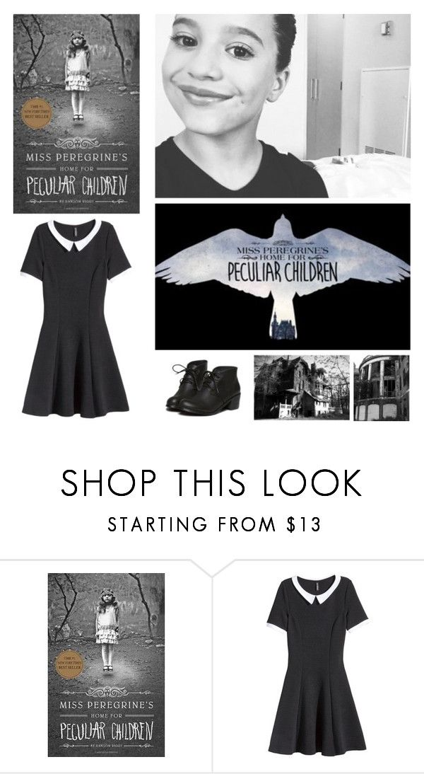 """""""Miss Peregrine's Home For Peculiar Children OCs (2)"""" by awk-fangirl ❤ liked on Polyvore featuring H&M"""