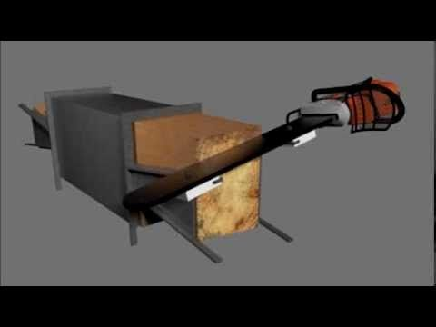 Double End Dovetail Log Jig Youtube Stuff To Buy In