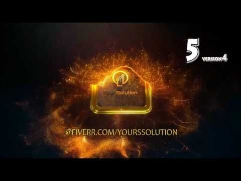 Top 10 intro Templates After effect | Blender 3D Logo | cinema Style ...