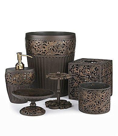 Croscill Marrakesh Bath Accessories #Dillards | Home | Pinterest ...