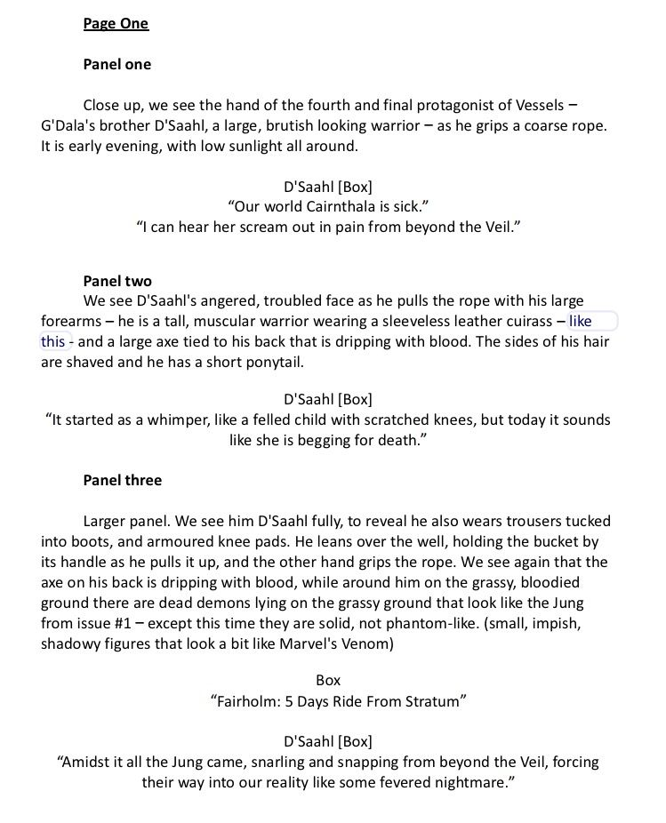 Blog How To Format Your First Comic Script Guide Card Shark Comics Comic Script Comic Tutorial How To Make Comics