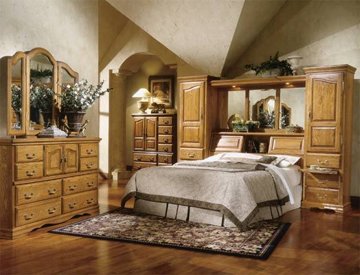 Elegant Oak Bedroom Furniture | Oak Bedroom Furniture | Kris Allen Daily